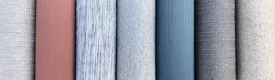 custom roman shades fabrics Hunter Douglas St Paul 55118