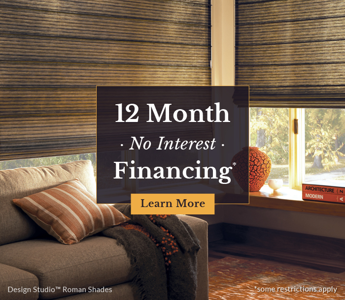 Aero Drapery and Blind 12 month finance your blinds St paul 55113