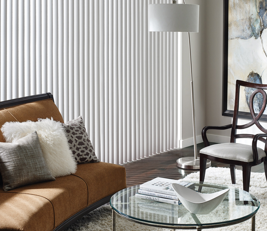 Hunter Douglas cadence vertical blinds Minneapolis MN