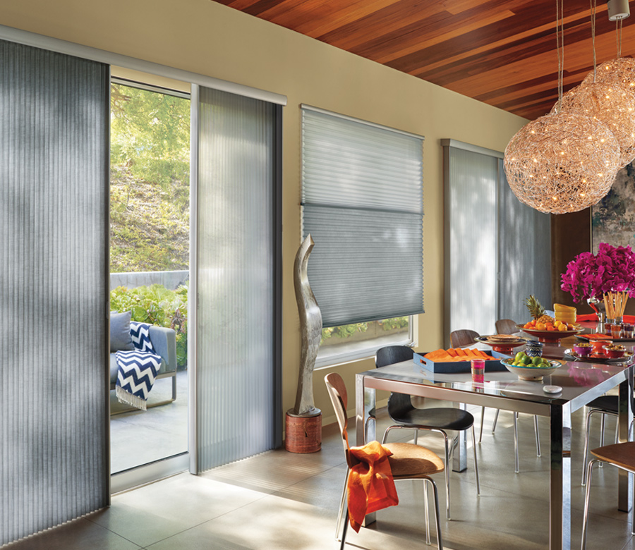 duette honeycomb shades vertical shades for sliding glass doors Burnsville MN