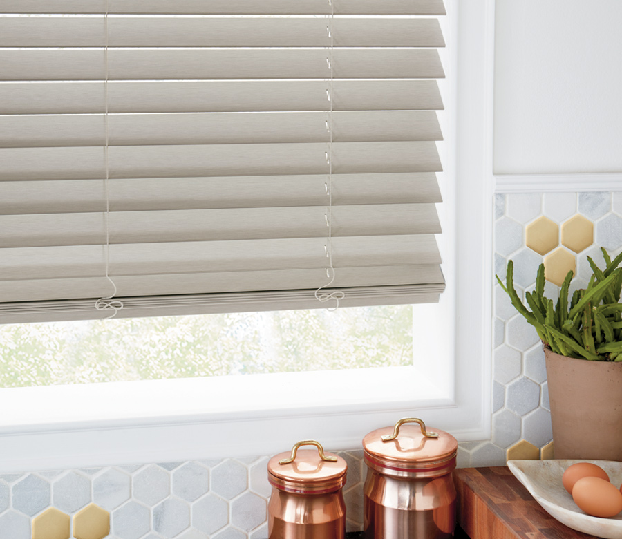 natural beige faux wood blinds st paul mn