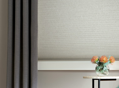 Hunter Douglas duette honeycomb shades Minneapolis MN