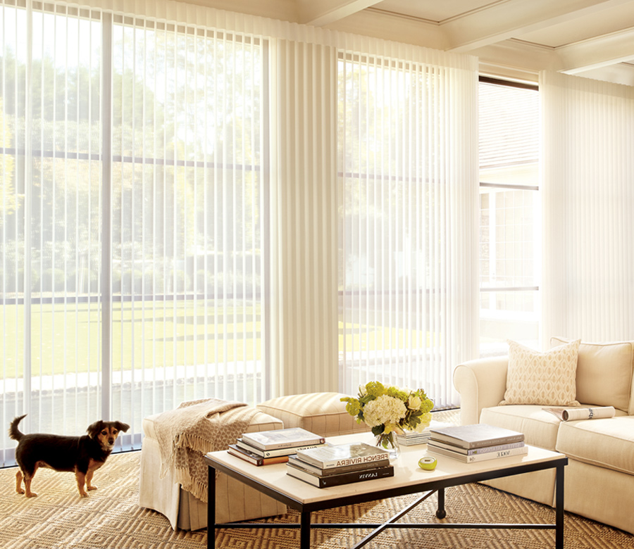 luminette privacy sheers motorized blinds floor to ceiling blinds St paul mn