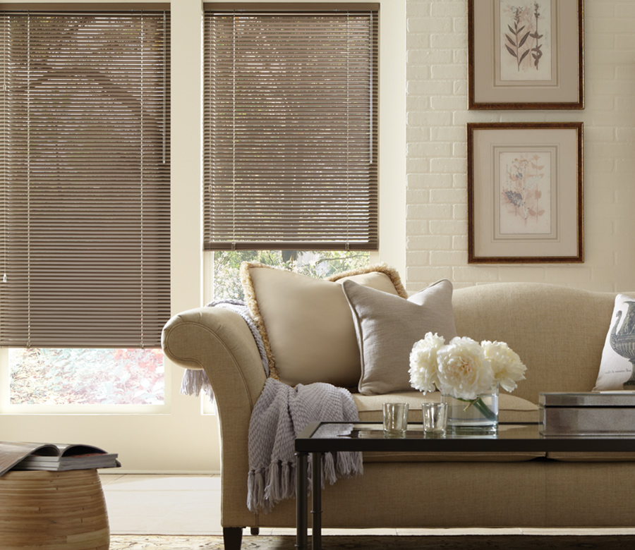 Hunter Douglas modern precious metals blinds St paul Mn