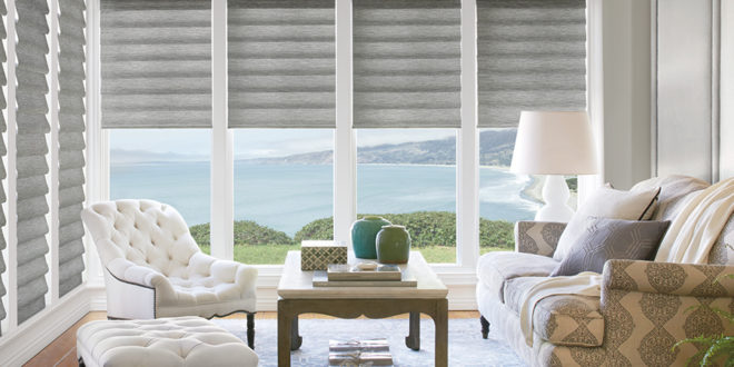 custom roman shades Hunter Douglas St Paul 55331