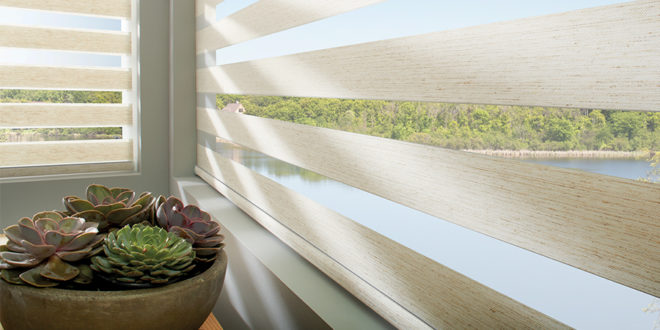 layered shades coastal decor Hunter Douglas Burnsville 55337