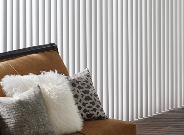 Hunter Douglas vertical blinds for large windows and doors St Paul 55113