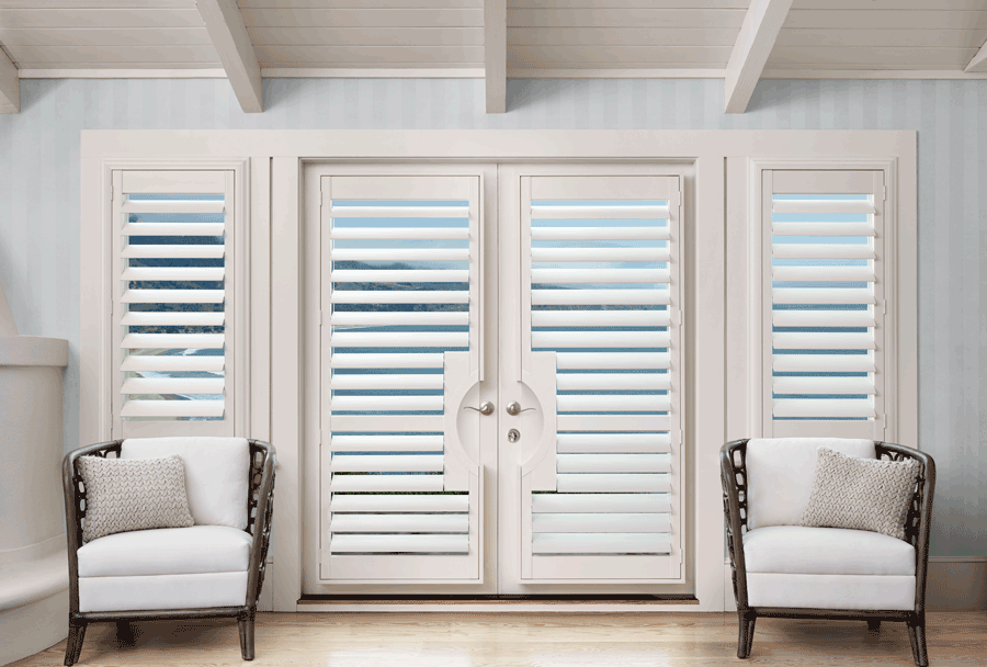 Your Guide To Glass Door Window Treatments