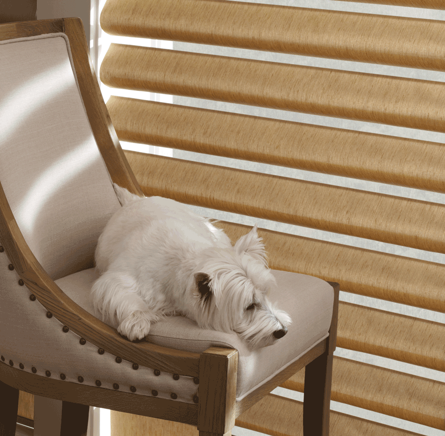 pirouette shades for dog owners Hunter Douglas St Paul 55113