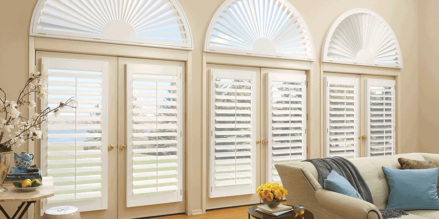 Arched Window Treatments That Suit Your Style