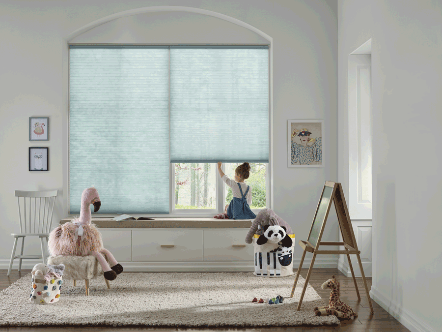 literise cordless blinds for child safety St. Paul MN