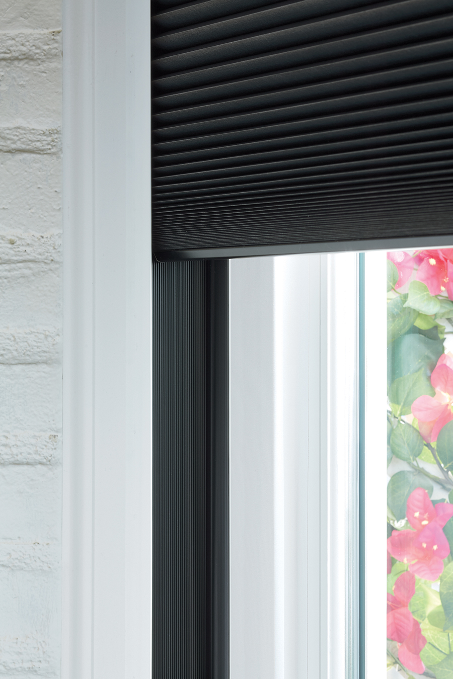 LightLock blackout shades in Minneapolis home.