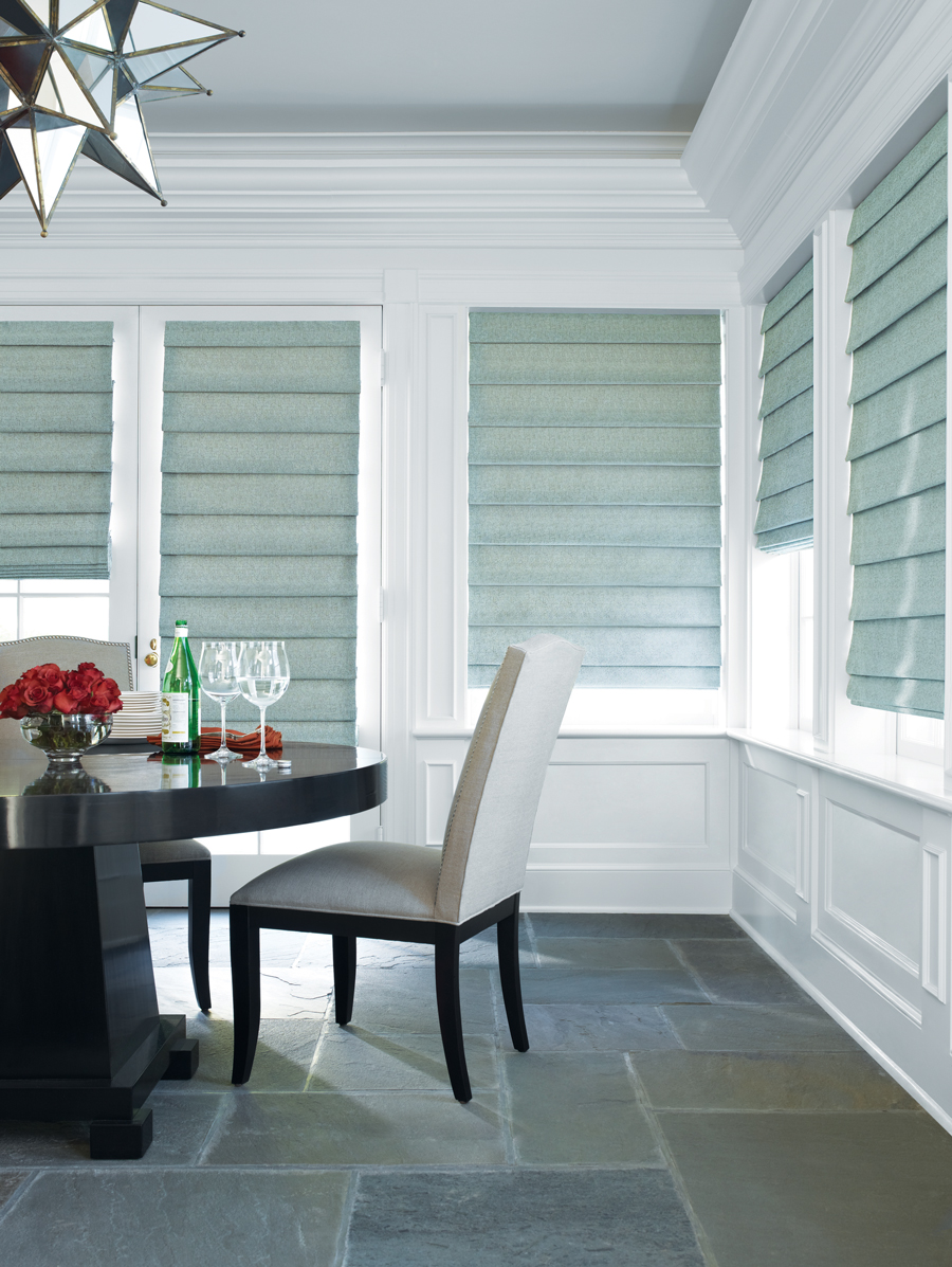 make the most of your home with energy efficient roman shades Burnsville MN
