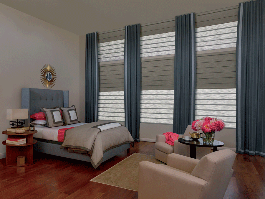 make the most of your home with blackout bedroom shades Maple Grove MN