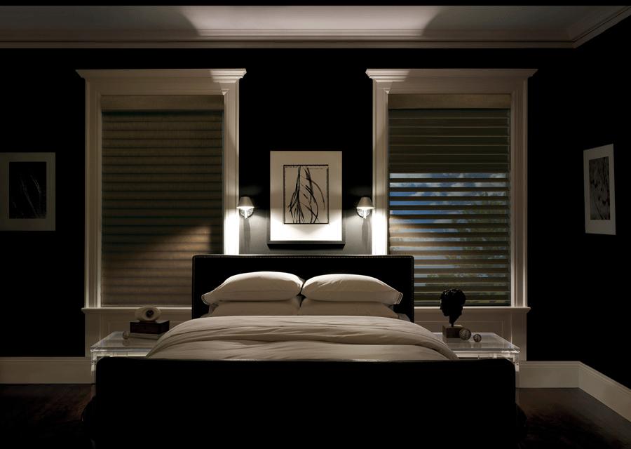 room darkening shades for bedrooms St Paul MN
