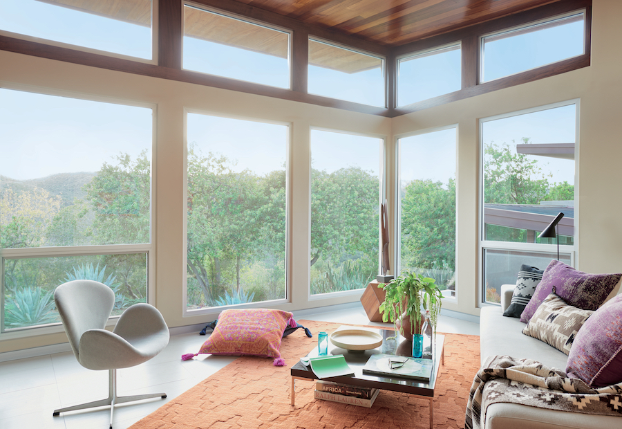 floor to ceiling windows cause energy loss in St. Paul, MN