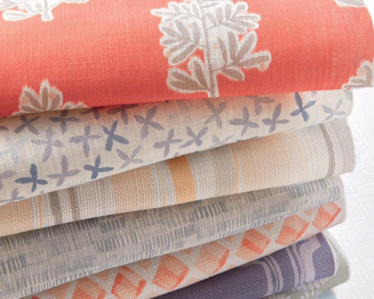 fabric selection for draperies in Minneapolis MN