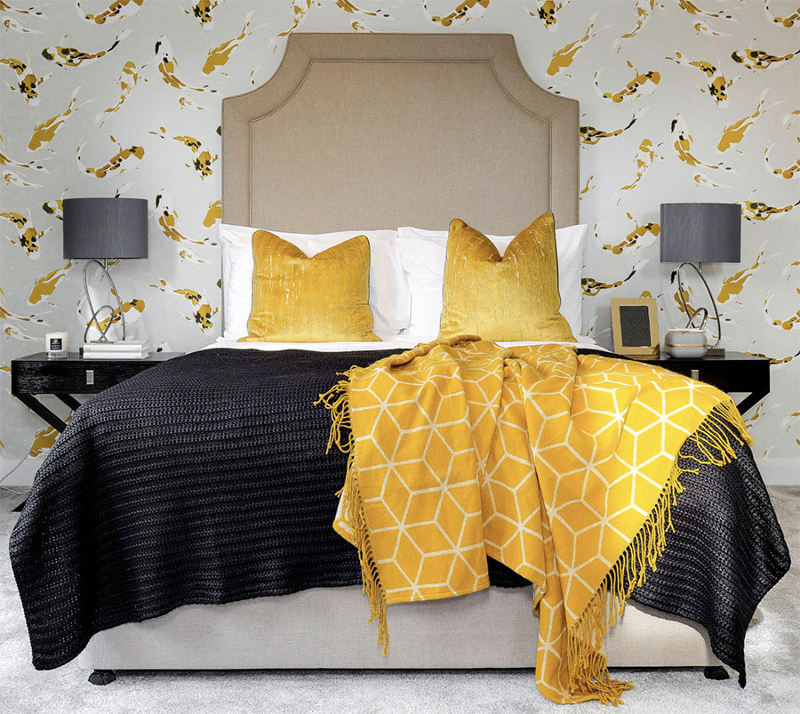 color of the year 2021 in bedroom