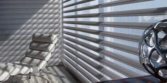 Balanced light with window treatments Minneapolis, MN.