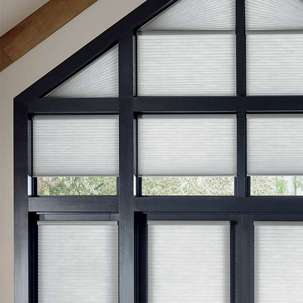 specialty shape window covering solutions for all window types